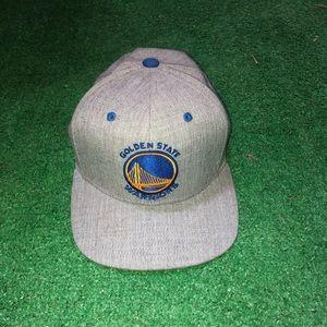 Golden State Warriors Mitchell & Ness Hat